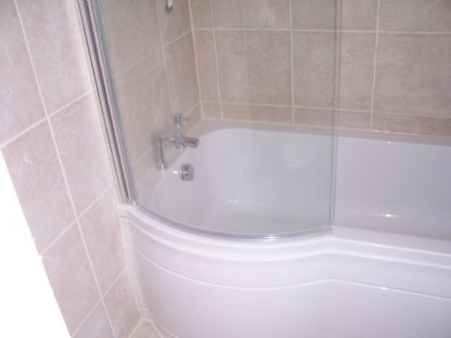 Complete bathroom refit.