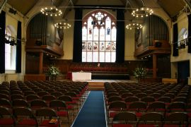 The Great Hall is licensed for civil marriages
