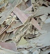 Large scale bulk plasterboard recycling and gypsum recycling is a core part of the business.