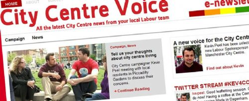 CityCentreLabour.org.uk - Manchester Labour Party