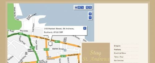 StayStAndrews.co.uk - St Andrews TownHouse