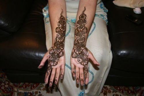Any occassion mehndi.