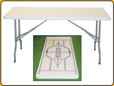 5foot Folding Banqueting table ideal for home and business use