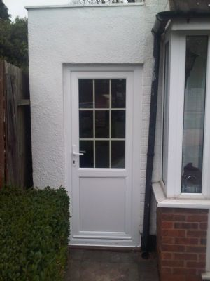 Fitted 72 Edgemond Rd, Sutton Coldfield front door