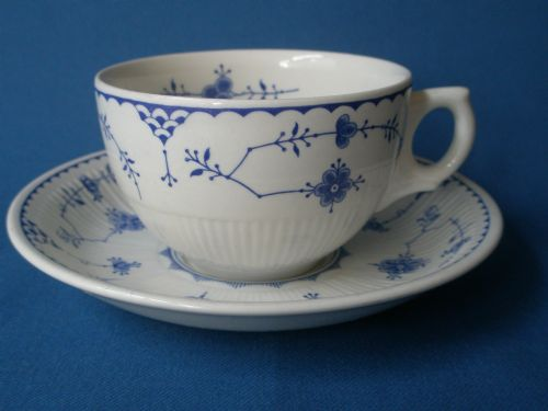 Furnivals Denmark Cup and Saucer