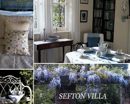 Some views of Sefton Villa
