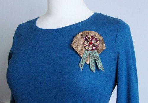 Romantic Lolita brooch