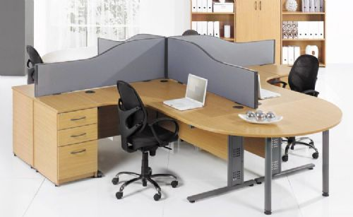 Hawk Giorgio corner desks, choice of 10 colours