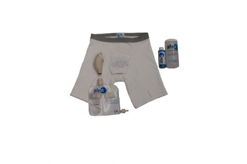 AFEX Active Starter Kit for men with urinary incontinence
