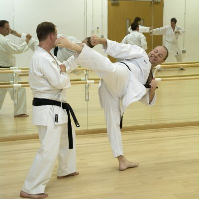 Brown and Black Belt classes