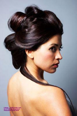 CEK Artistic Team: Photographer Emilie Fanara   Hair & Make-Up  Sonia Jacobs