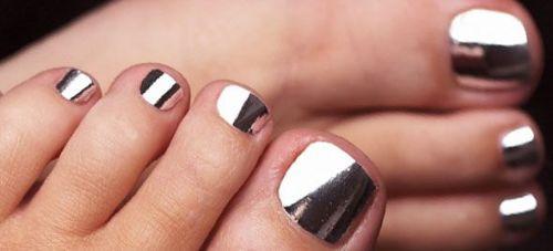 Minx nails.