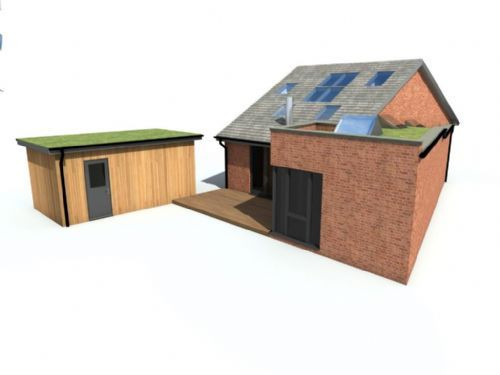 Sustainable House Sutton Coldfield