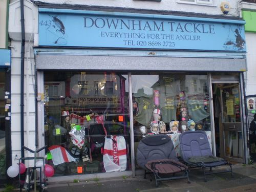 Downham Tackle - St Georges Day 2012