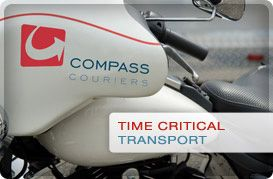 Time critical transport. We have the ability to provide 24 hour courier service as well as same day.