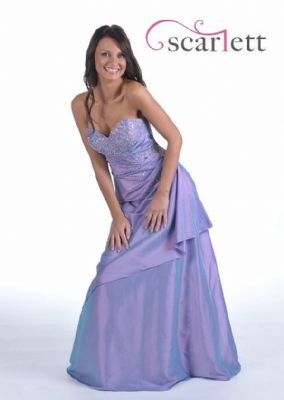 Scarlett Evenings Prom Gown