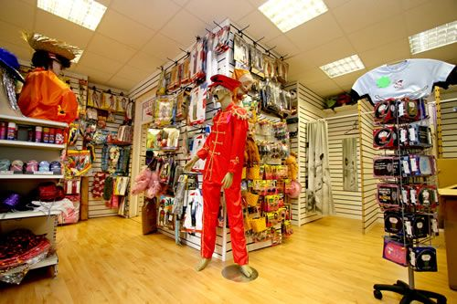 Fancy dress costumes for sale or hire