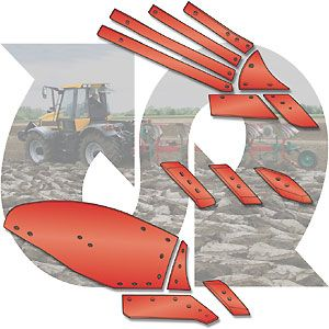 Replacement Plough Parts