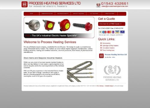 Process Heating Services Ltd
