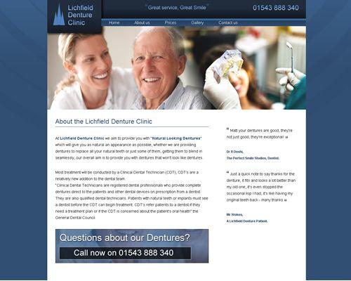 Lichfield Denture Clinic