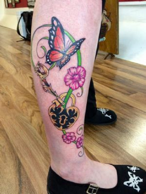 colour work by Alex