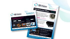 RB Vision - Promotional Flyers