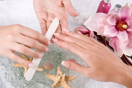 Simply Bliss Hand and Nail Treatments