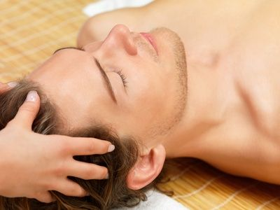 Simply Bliss Male Facial