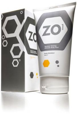 Branding and packaging - ZO1 Suncare System