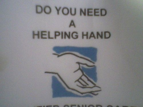 Do you need a helping hand.