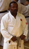 Sensei Paul Campbell