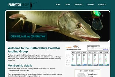 Predator Fishing Group (Staffordshire)
