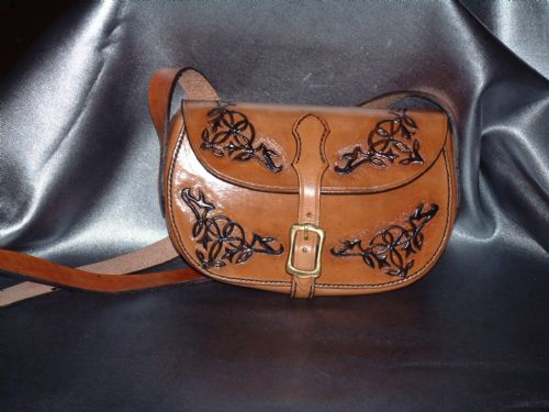 Tooled Bag