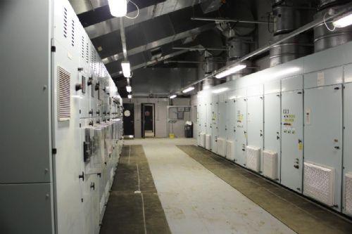 An mcc room.