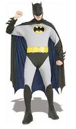 Batman costume.
