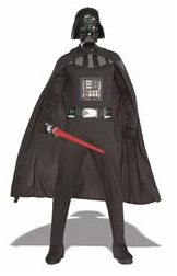 Darth vader star wars costume.