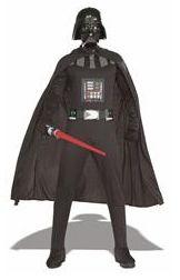 Darth vader star wars costume.