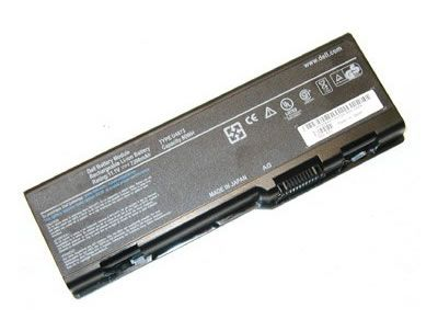 Notebook batteries Dell D410