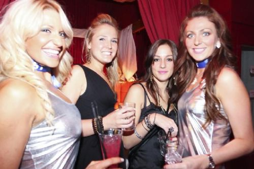 Late Night Venue - Zest supplies cocktail hostesses for VIP rooms