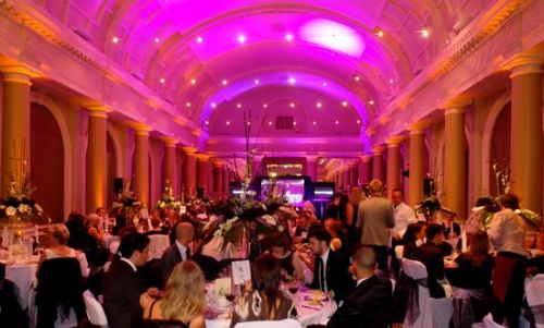 The Retail Therapy Awards, Leeds, Main Room.