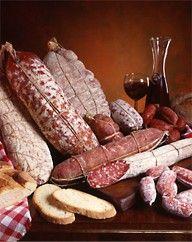 Italian salami.