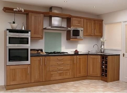 Typical Kitchen Installation