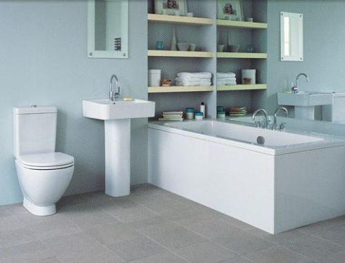 Typical Bathroom installation