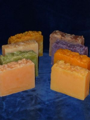 A Selection Our Soap