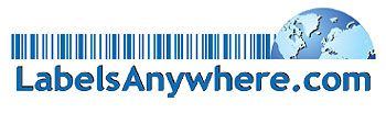 LabelsAnywhere is a web based label printing facility