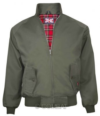 Harrington Jacket Khaki