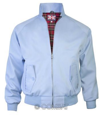 Harrington Jacket Sky