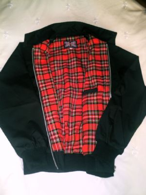 Harrington Jacket Inner
