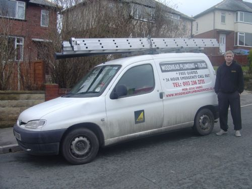 Woodhead plumbing and heating.