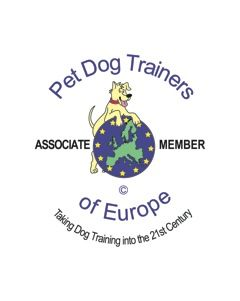 Associate member of the Pet Dog Trainers Of Europe